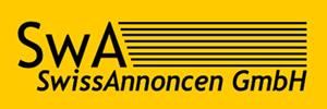 Mit Kundenbezug SwA SwissAnnoncen GmbH