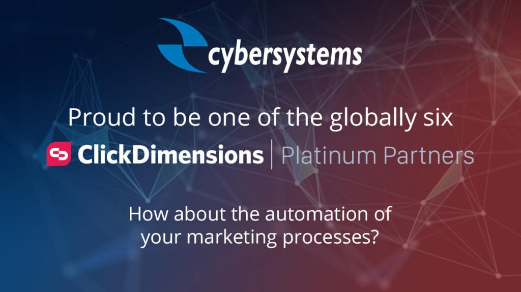 ClickDimensions Platinum Partner