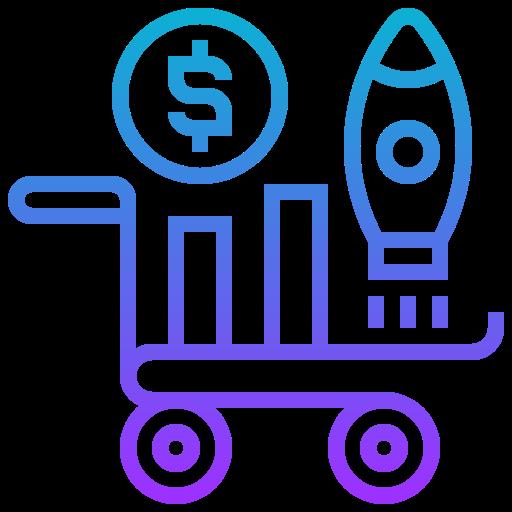 Grafik Business Produkte