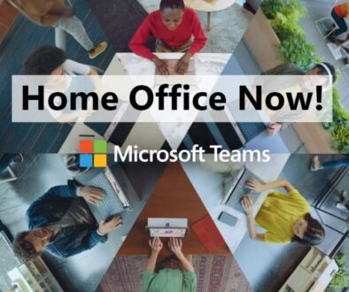 Microsoft Teams Home Office