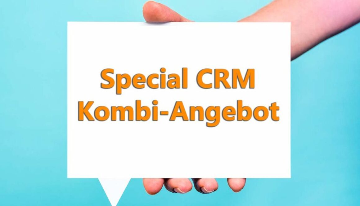 Special Offer CRM
