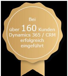 Auszeichnung 160 Kunden